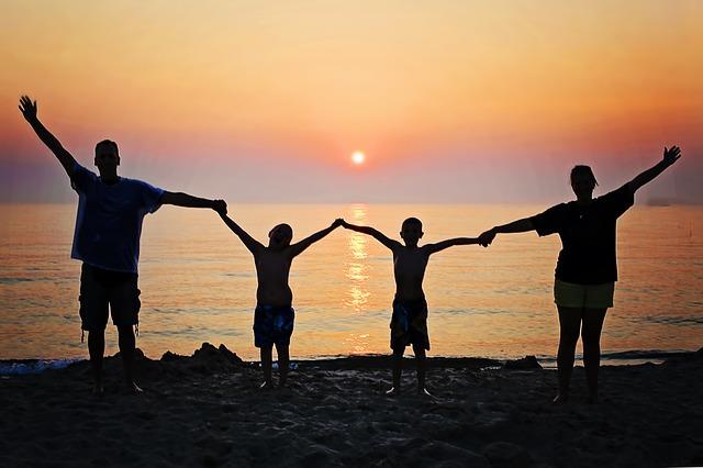 חופשה משפחתית