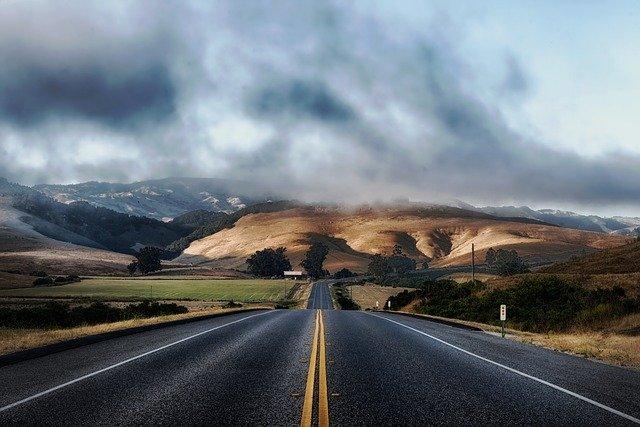 תאונת דרכים בטיול