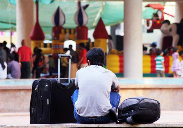 איך לסדר תיק נסיעות לגבר לטיול ארוך?